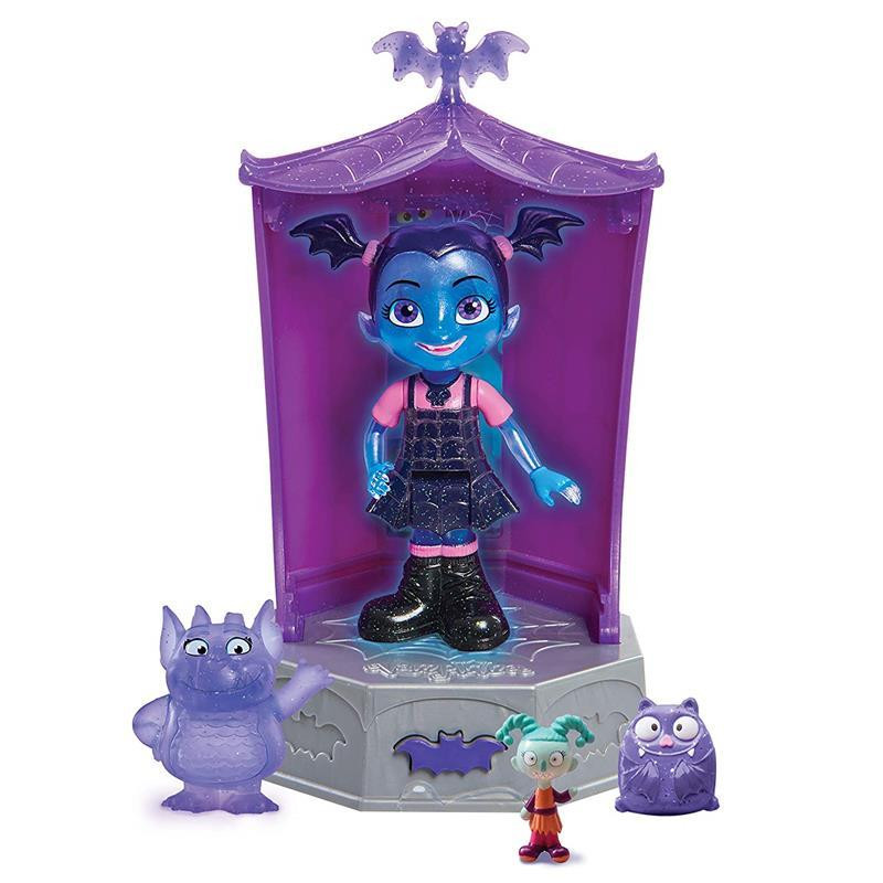 Vampirina playset Amigos Glowstásticos