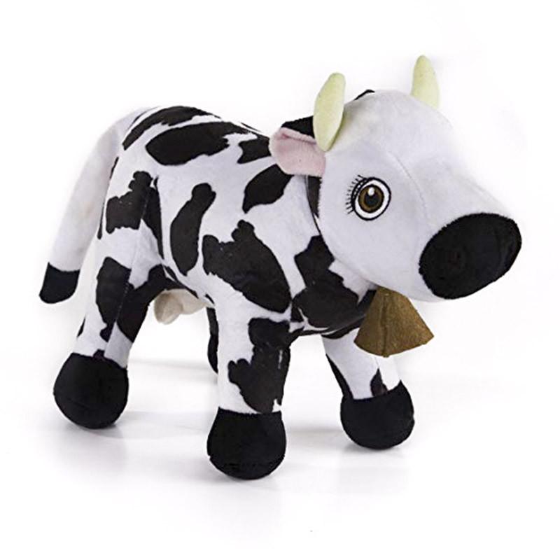Vaca Lola peluche La granja de Zenón