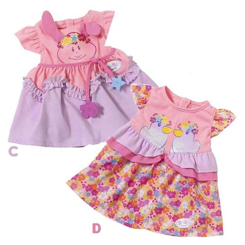 Baby Born vestidos para muñeco bebé