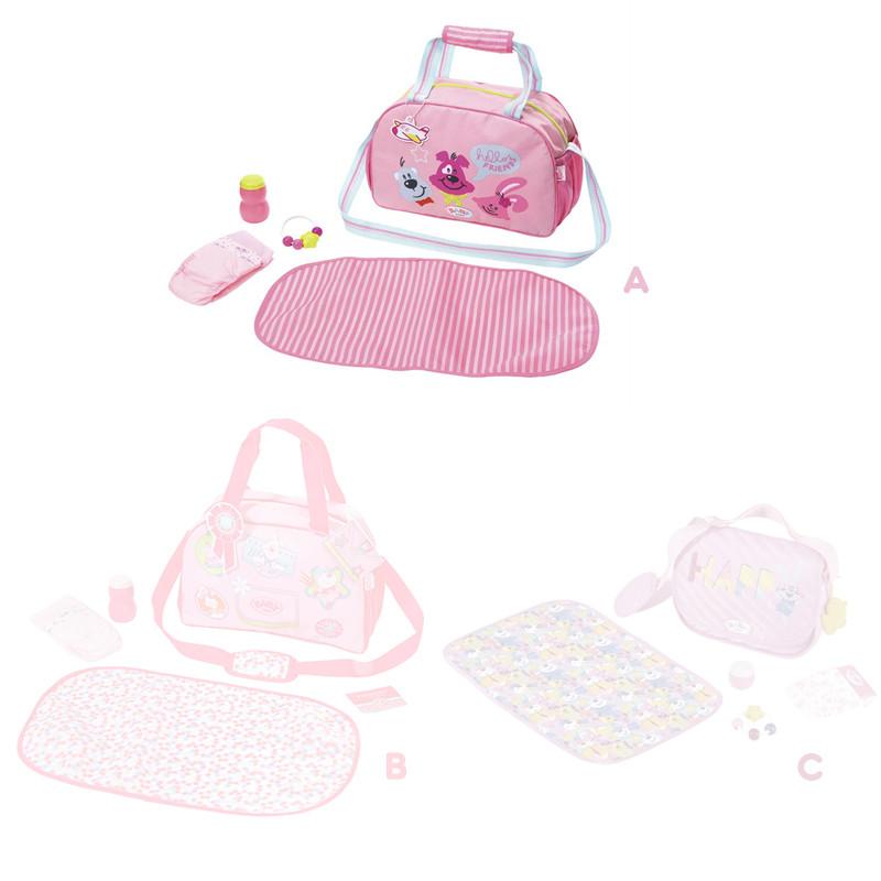 Baby Born bolsa cambiador para muñeca bebé