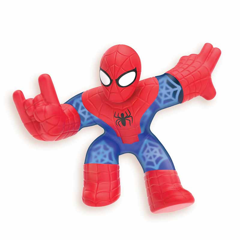 Figura Marvel Heroes Goo Jit Zu Spiderman