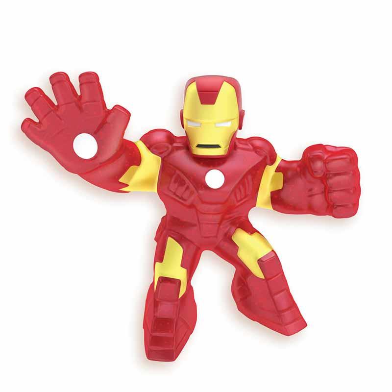 Figura Marvel Heroes Goo Jit Zu Iron Man