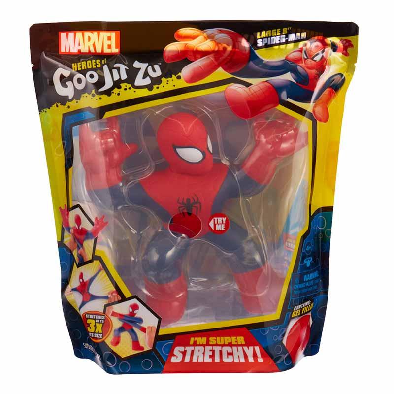 Sup. Fig. Marvel - Goo Jit Zu- Spiderman