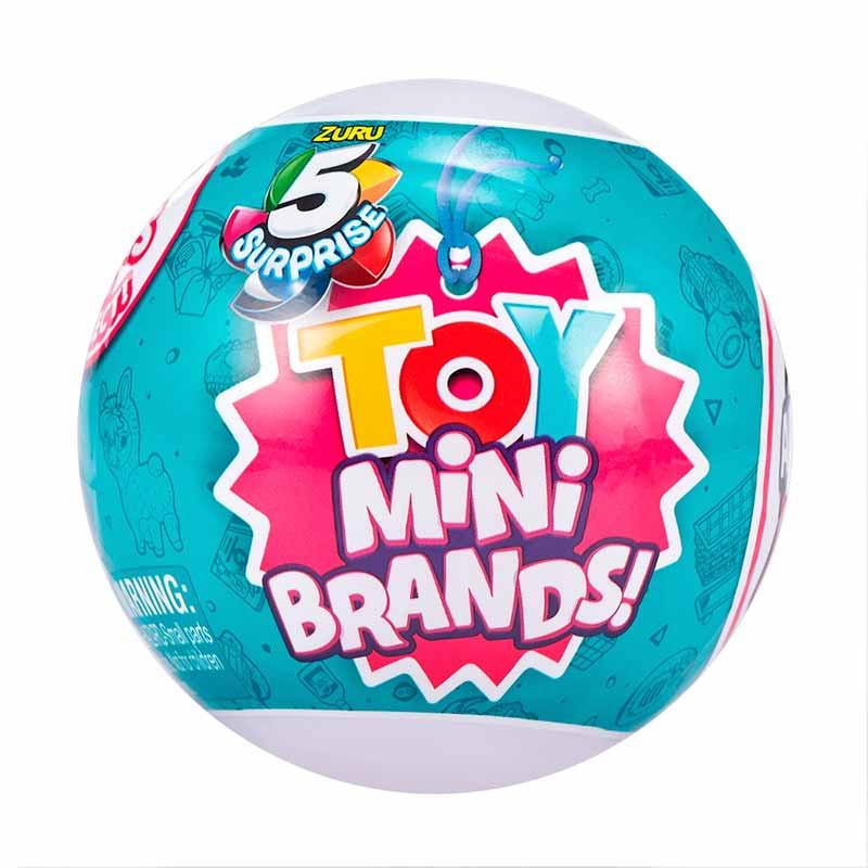 Mini Brands figura individual