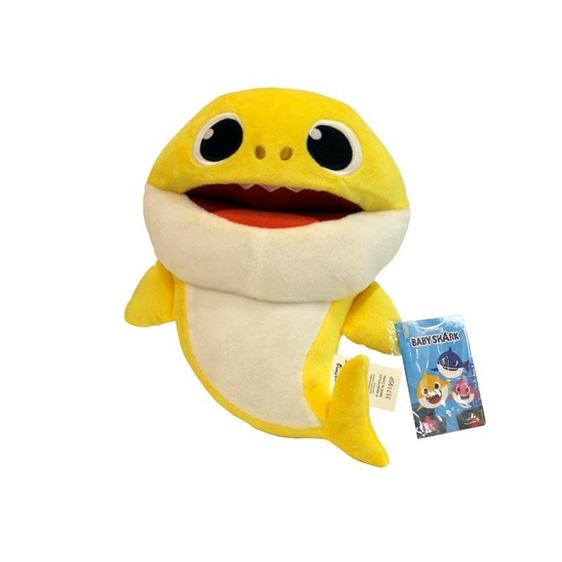 Marionetas cantarinas Baby Shark Baby
