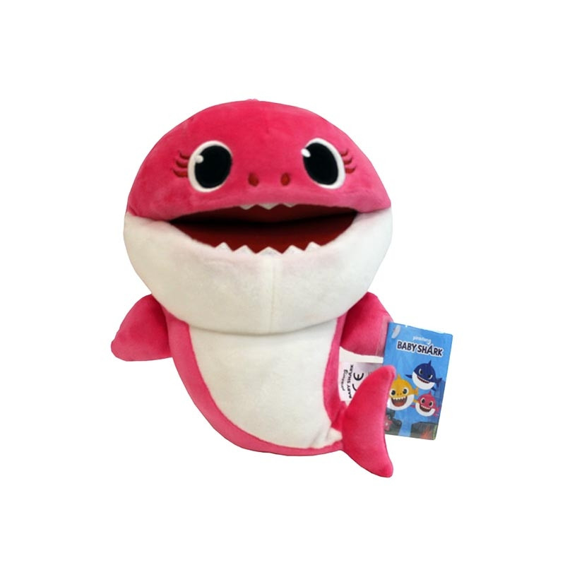 Marionetas cantarinas Baby Shark Mummy