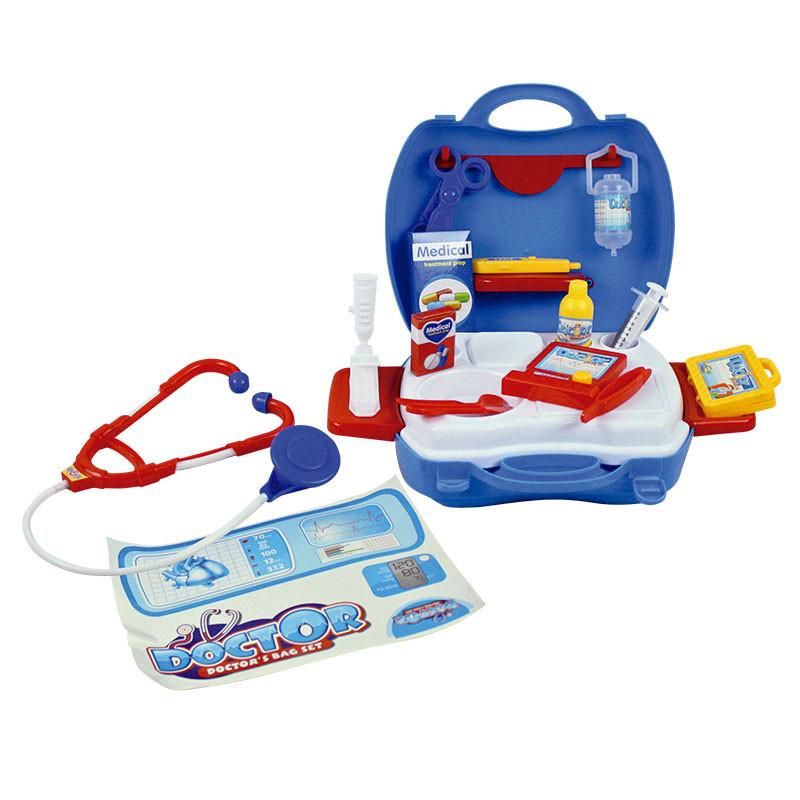 Maletín doctor de juguete
