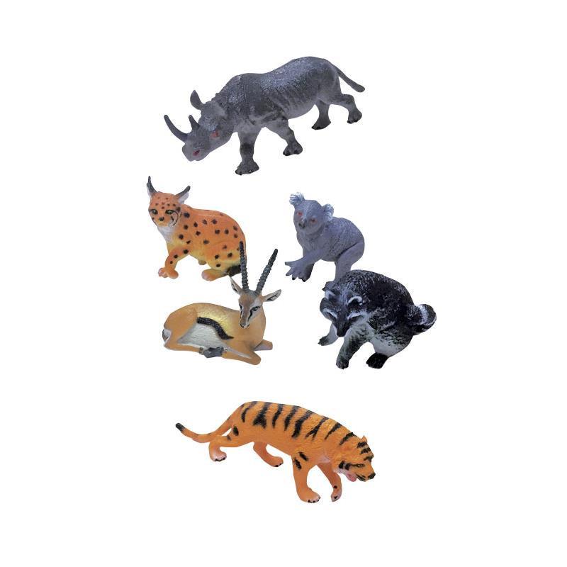 Animales de la Jungla para jugar