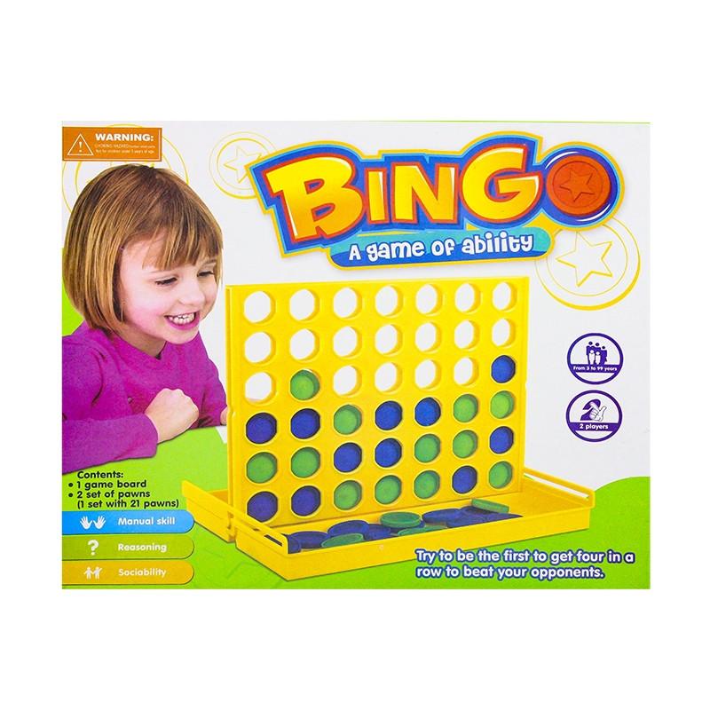 Bingo juego habilidad