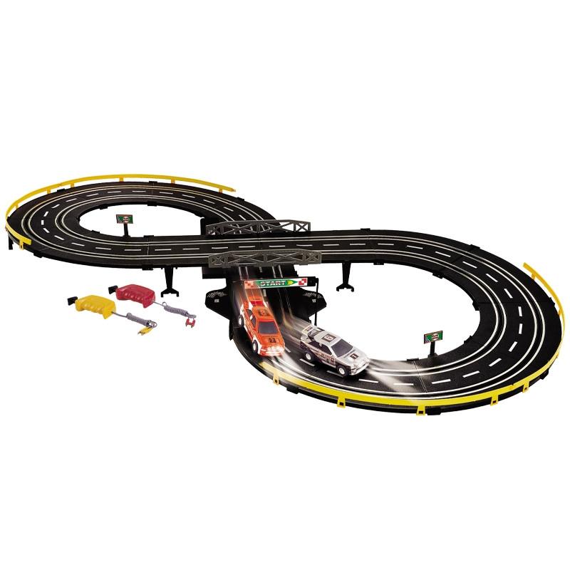 Pista circuito coches deportivos