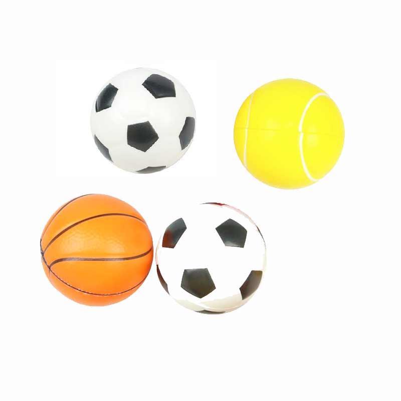 Set de mini pelotas