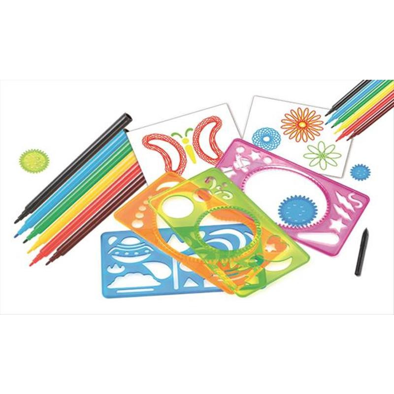 reglas y accesorios de dibujar