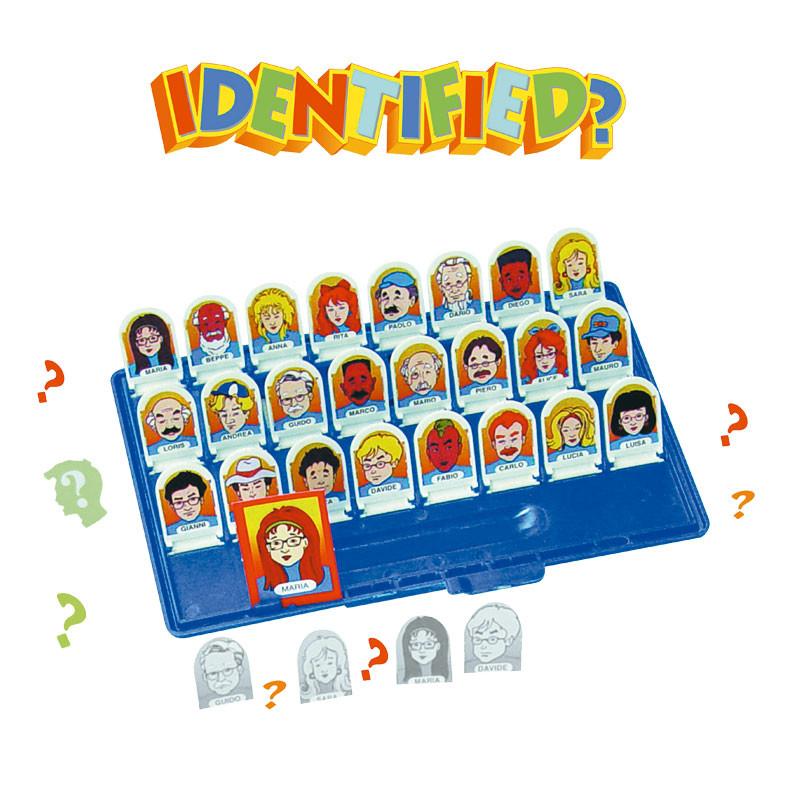Juego identifica infantil