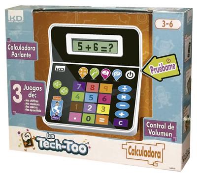 Calculadora Tech Too (Esp)*