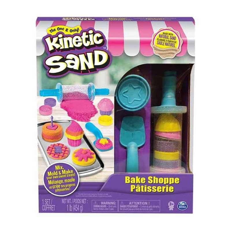 Kinetic Sand Pastelería