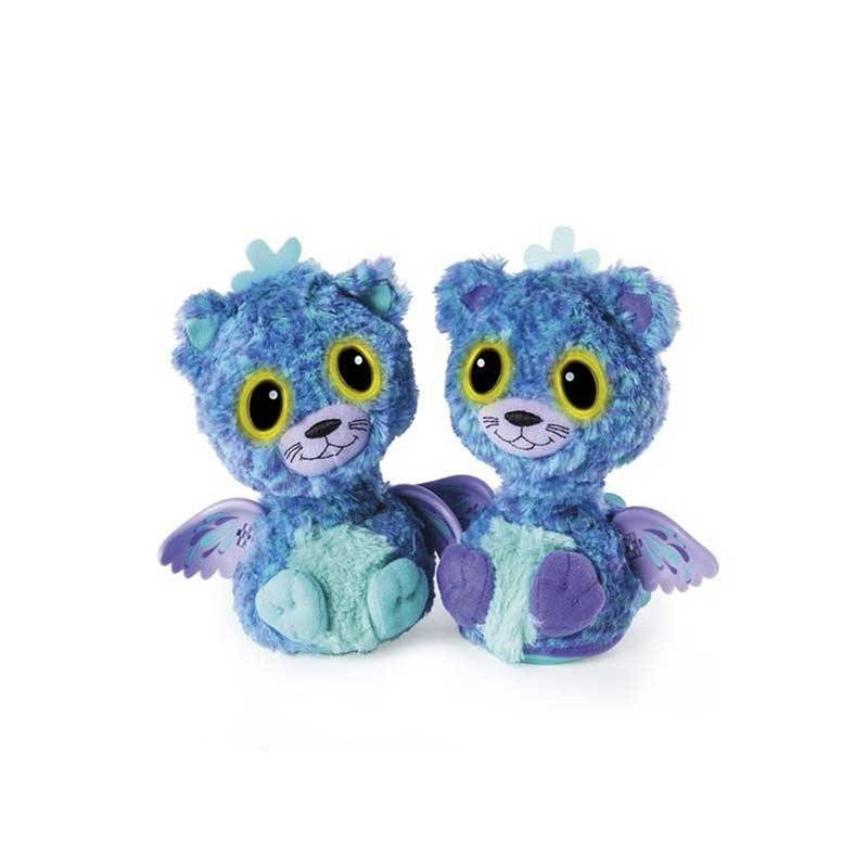 Hatchimals Sorpresa pavo real - gato