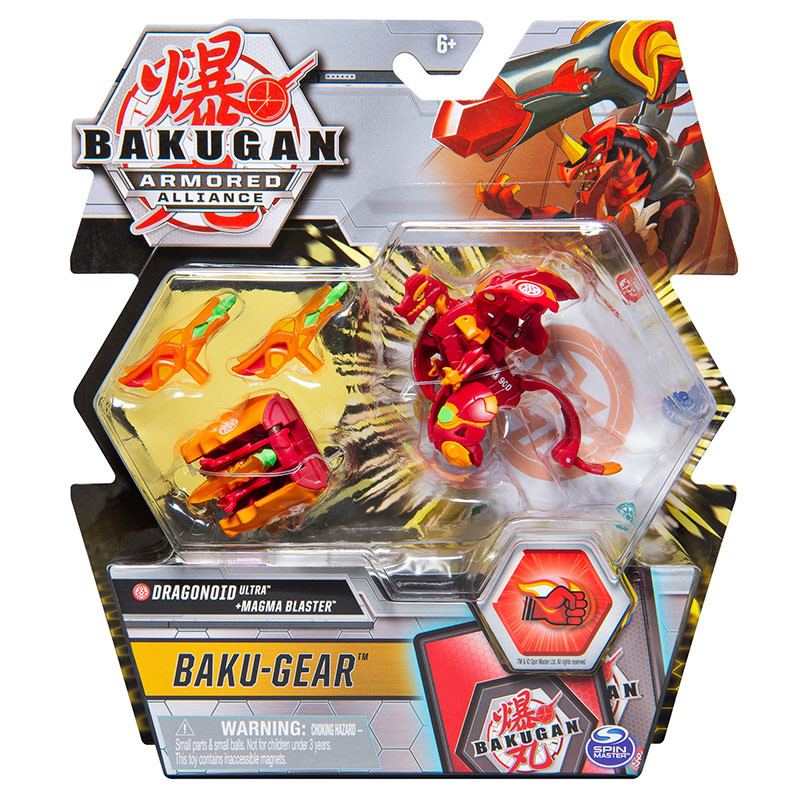 Bakugan Battle Gear Dragonoid Ultra