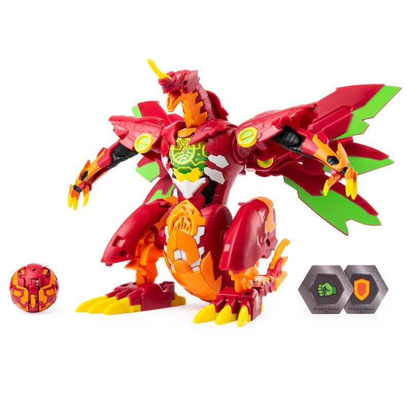 Bakugan Dragonoid Maximus (Esp)