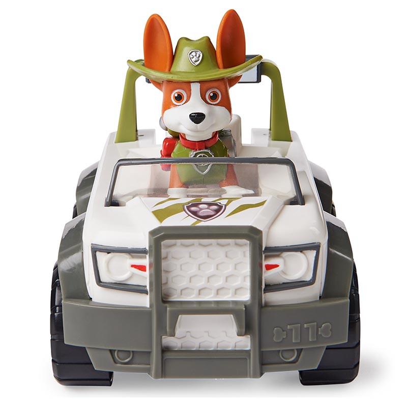 Patrulla canina vehículo y personaje stdo