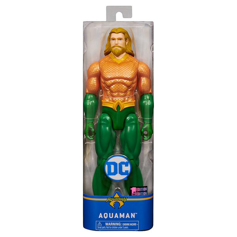 Figura Dc Aquaman 30cm