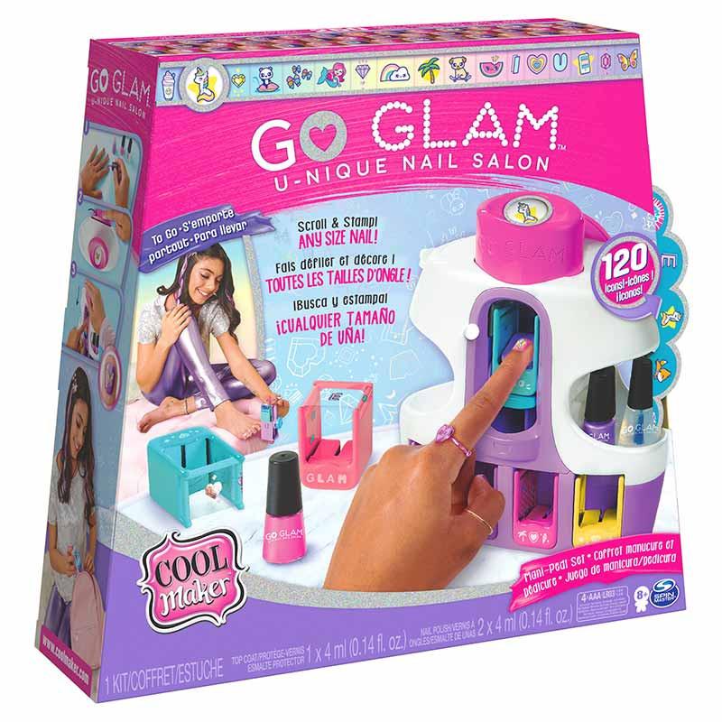 Salón de Manicura Único Go Glam