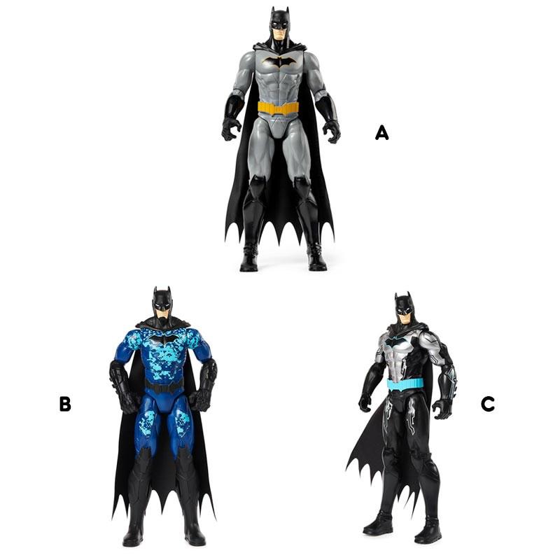 Batman figuras 30 cm Bat Tech stdo