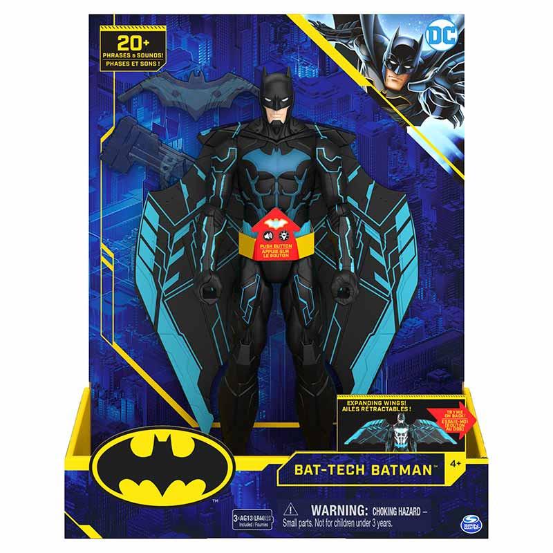 Batman Figura 30cm Función Alas Extensibles