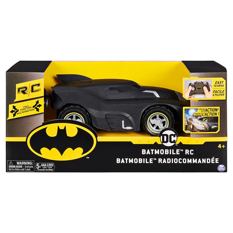 Batman Batmovil RC 1:24