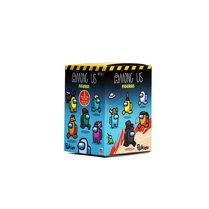 Among Us pack 1 caja sorpresa