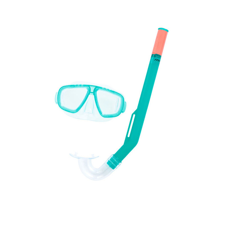 Set Buceo Máscara y Snorkel 3 a 6 años