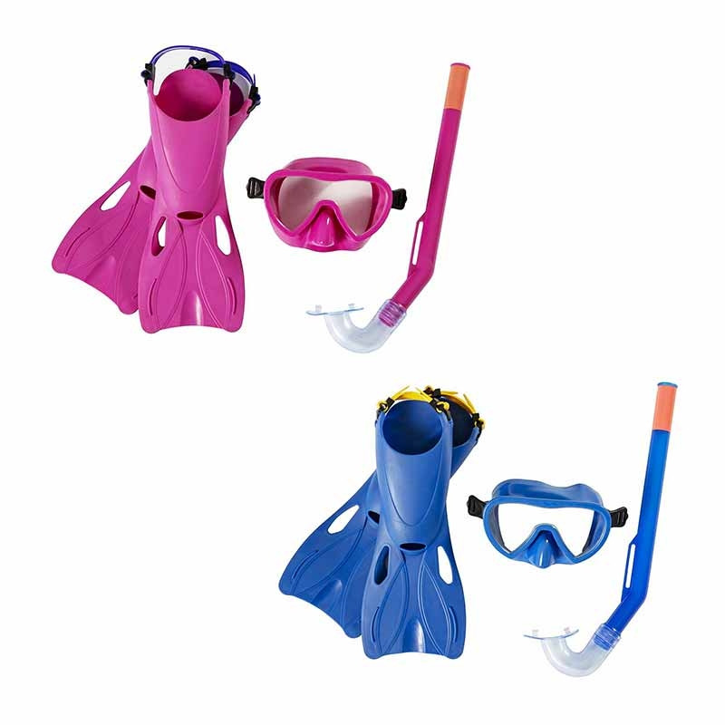 Set de Snorkel Lil' Flapper +3 años