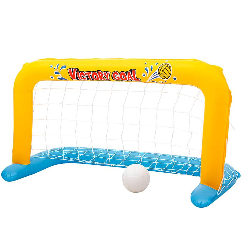 Porteria water polo hinchable