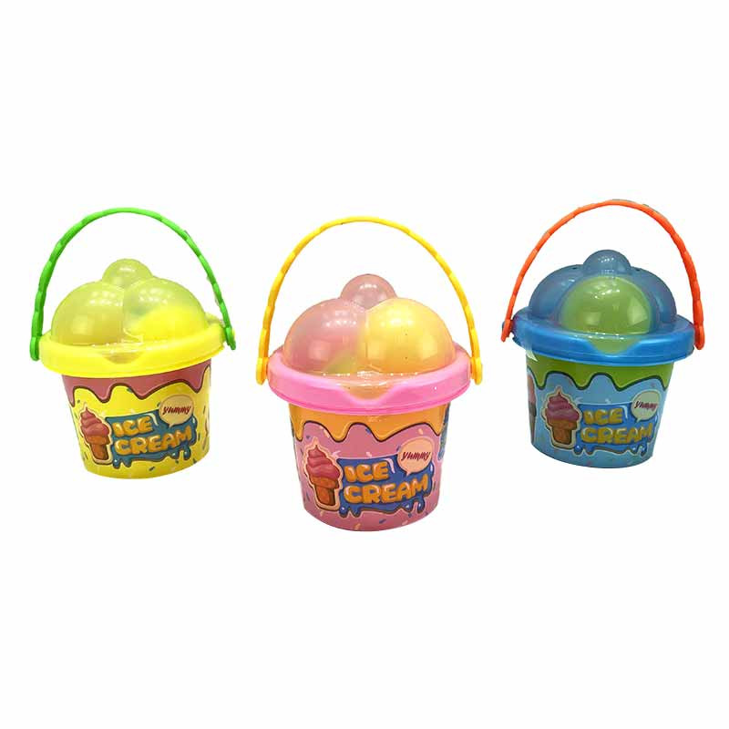 Conjunto playa helados