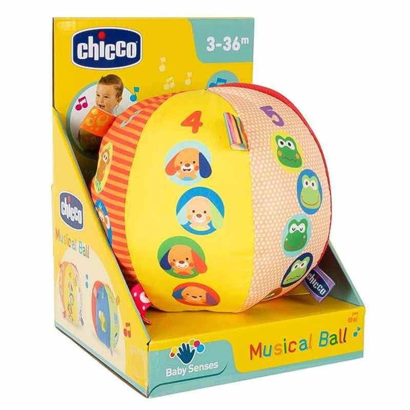 Chicco pelota musical