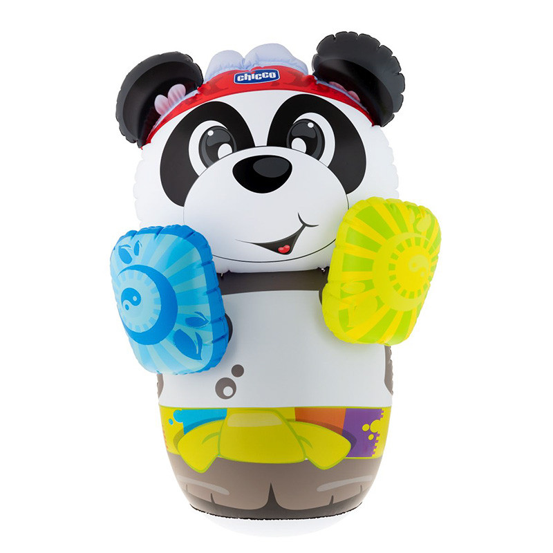 Chicco Panda boxing