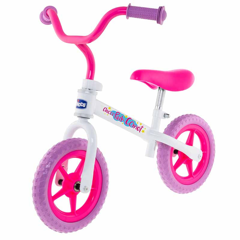 Chicco bicicleta First Bike Pink Comet