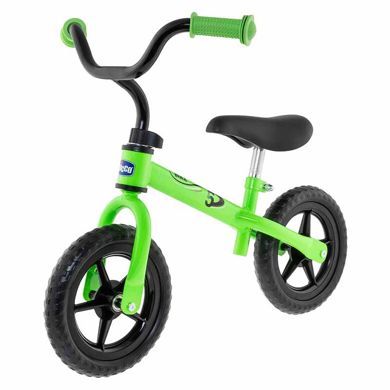 Chicco bicicleta First Bike Green Rocket