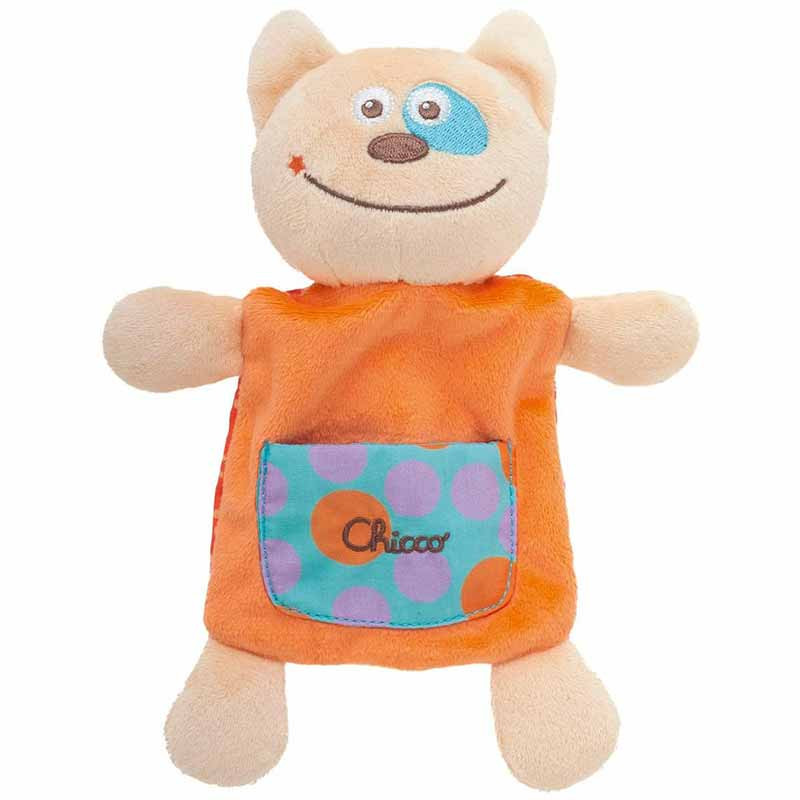 Chicco Mantina Happy Colors Gatito