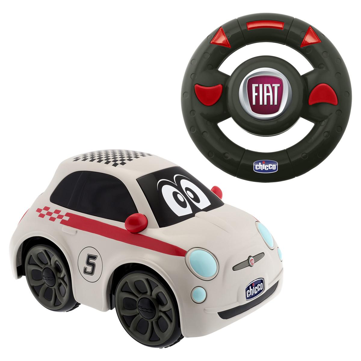 Chicco coche Fiat 500 Sport radio control