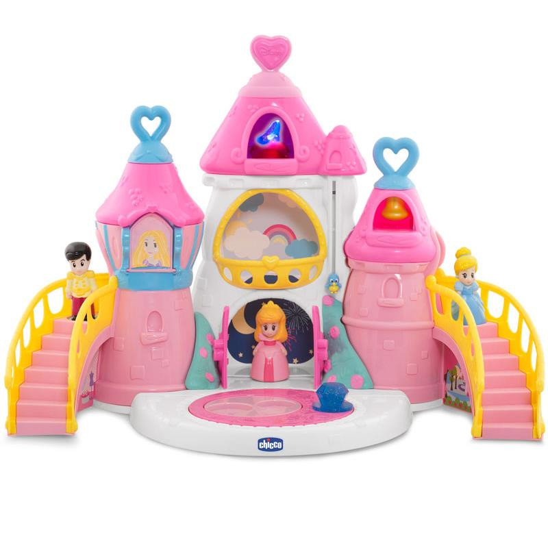 Chicco Princesas Disney Castillo Interactivo