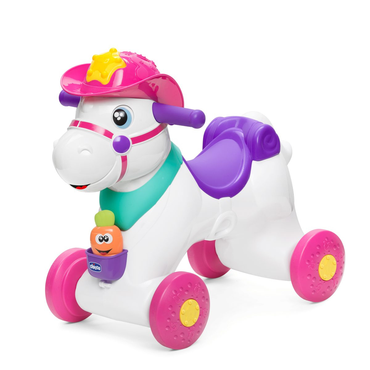 Chicco caballito Miss Baby Rodeo
