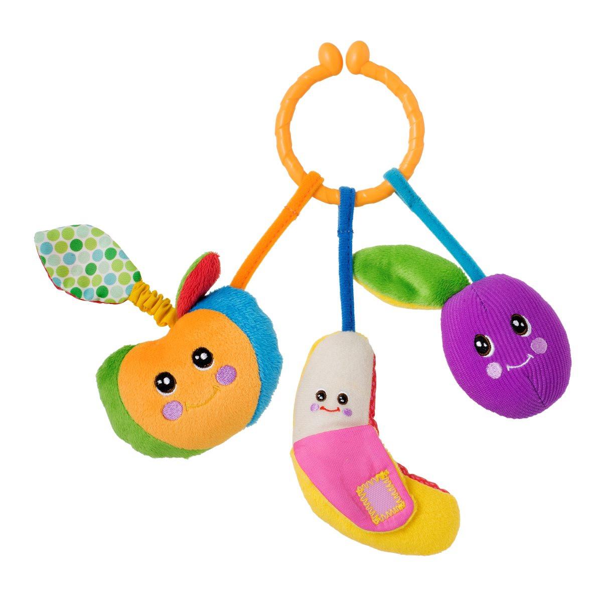 Chicco sonajero Tutti Frutti