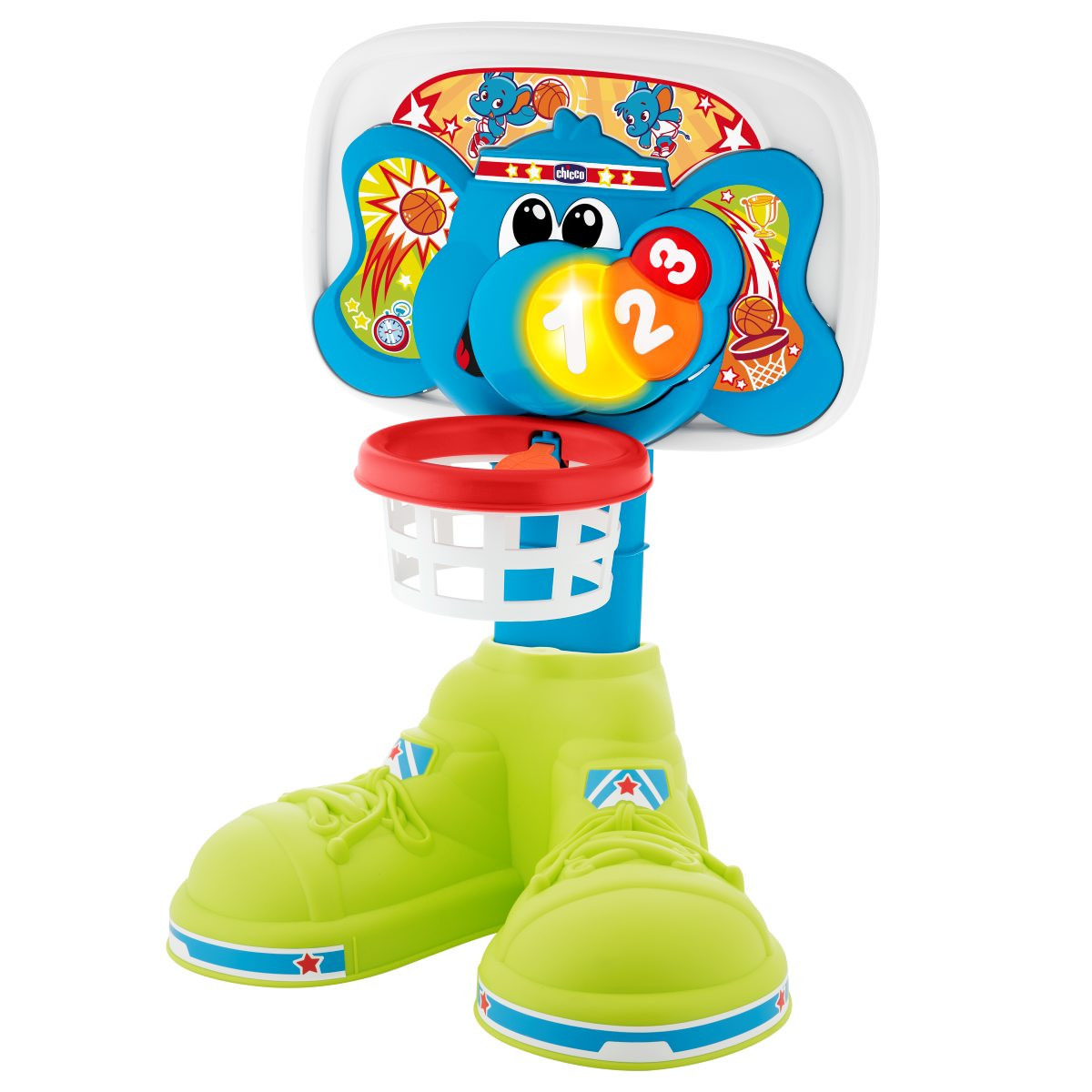 Chicco Fit & Fun canasta Basket 1 2 3