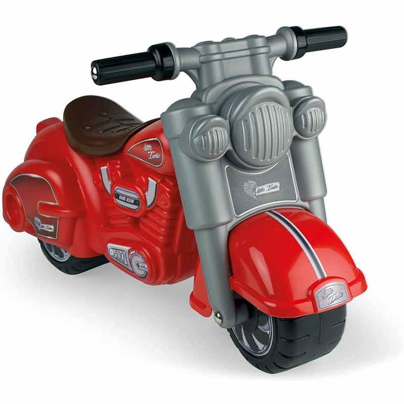 Correpasillos Moto Little Indie