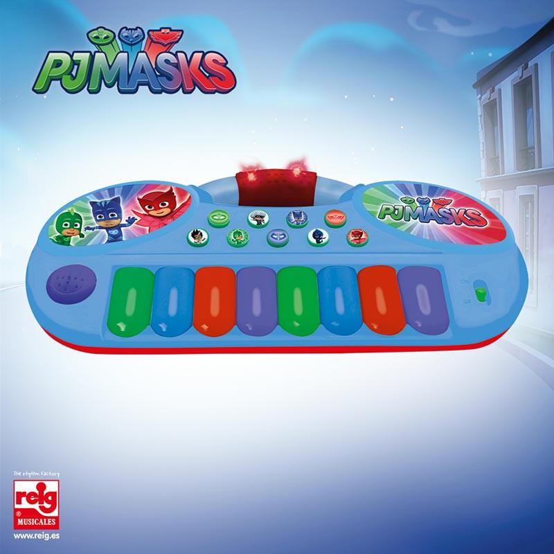 Órgano electrónico PjMasks