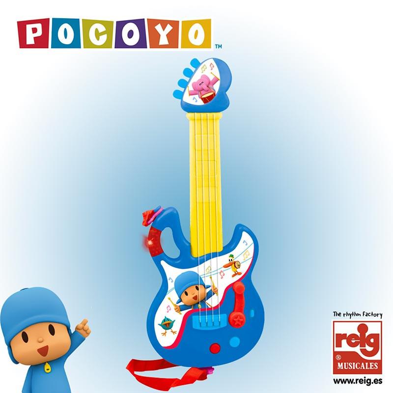 Guitarra infantil Pocoyo