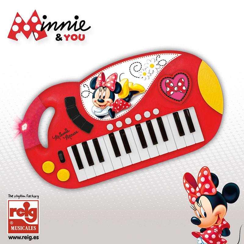 Órgano electrónico 25 teclas Minnie