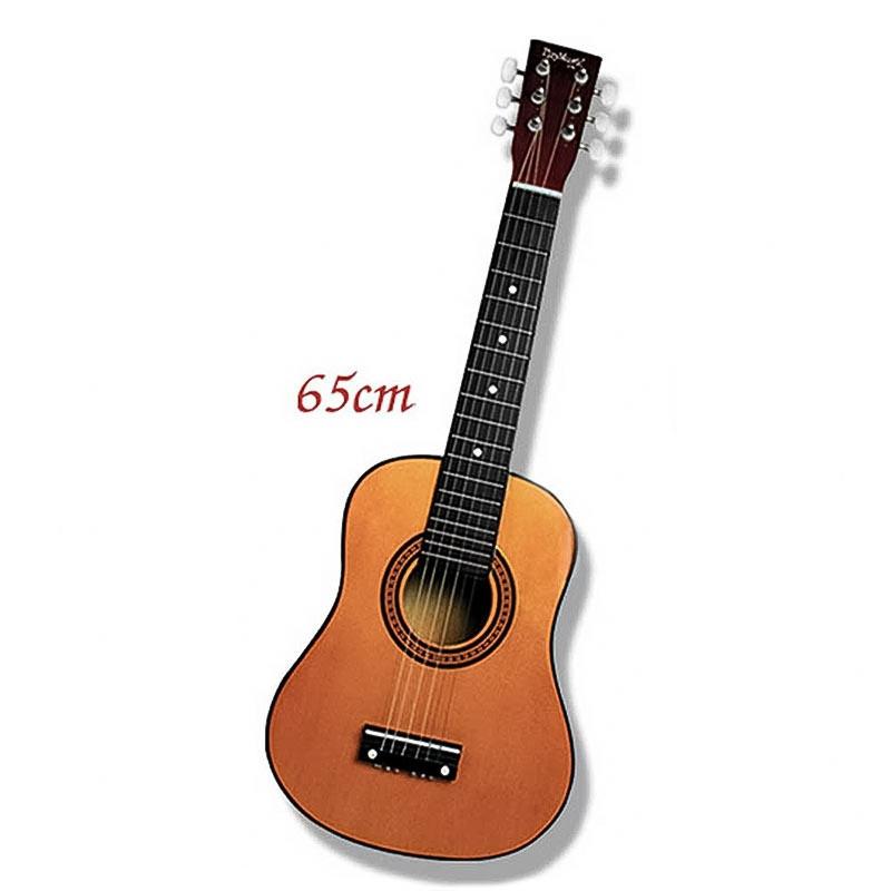 Guitarra acústica de madera