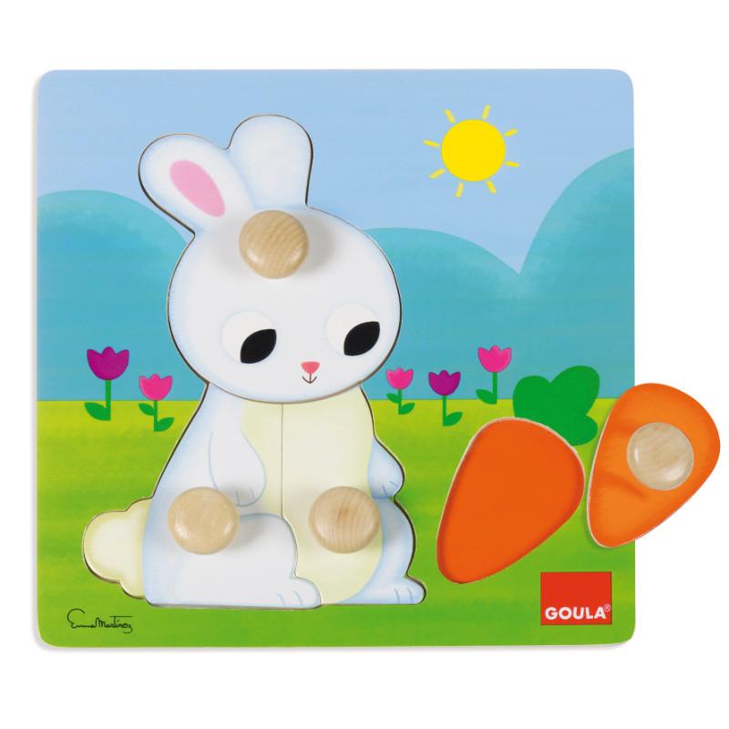 Puzzle conejo