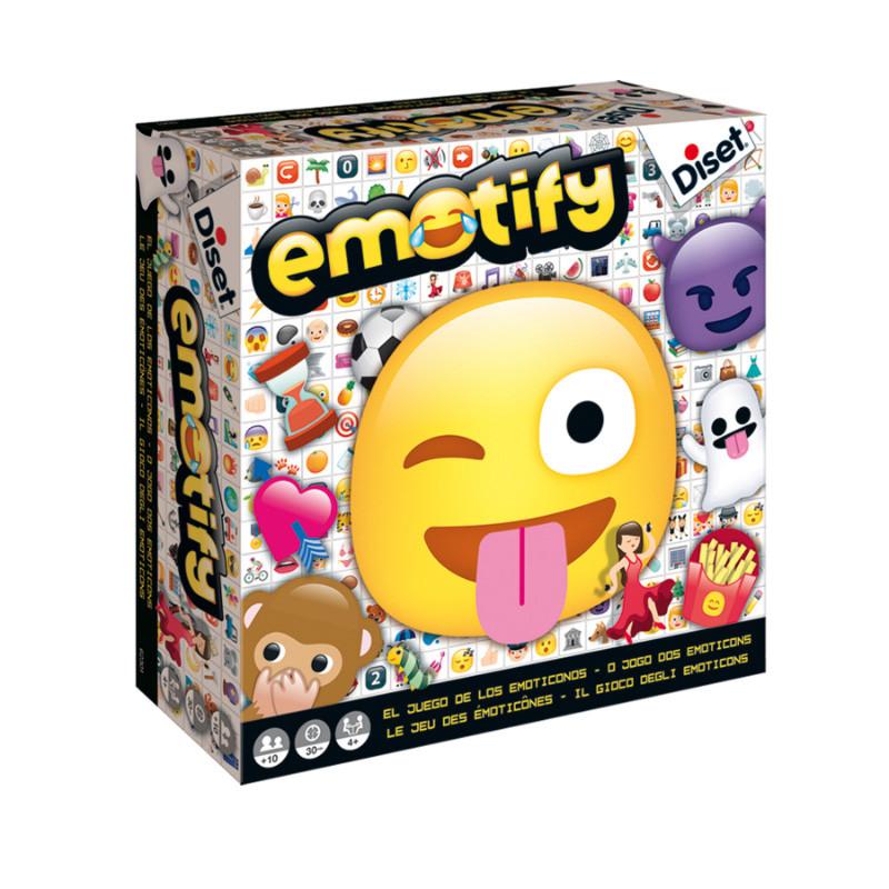 Emotify juego de mesa